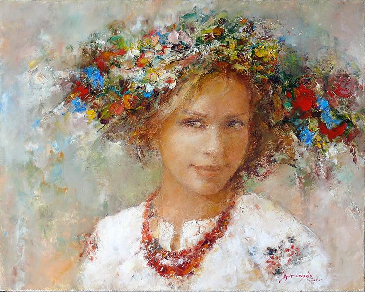 Федяев Николай и его украинки